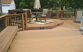 Custom Decks Bloomfield Hills MIchigan