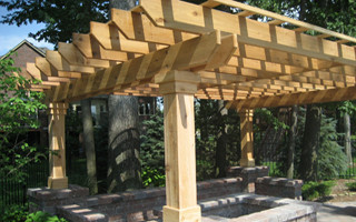 Pergola Builders in Shelby Twp