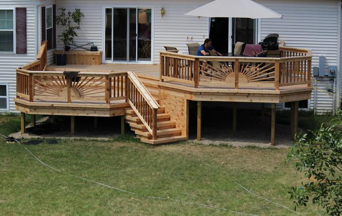 Wood Decks Washington Twp MI