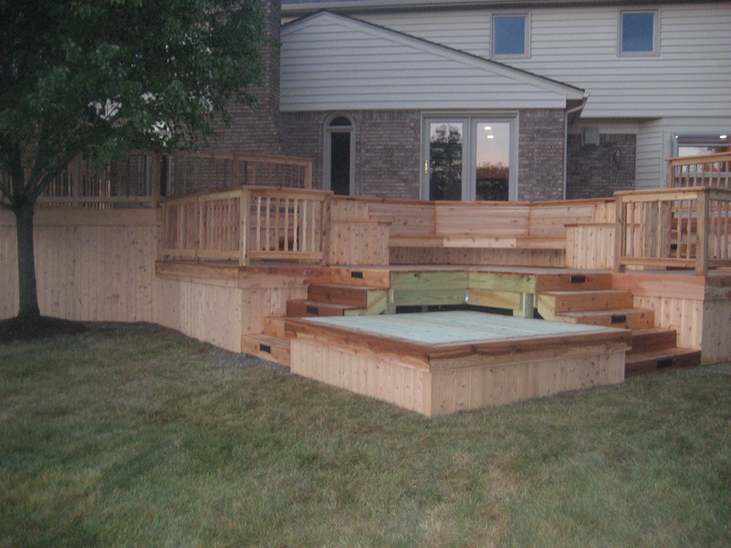 Deck Builders Royal Oak MI