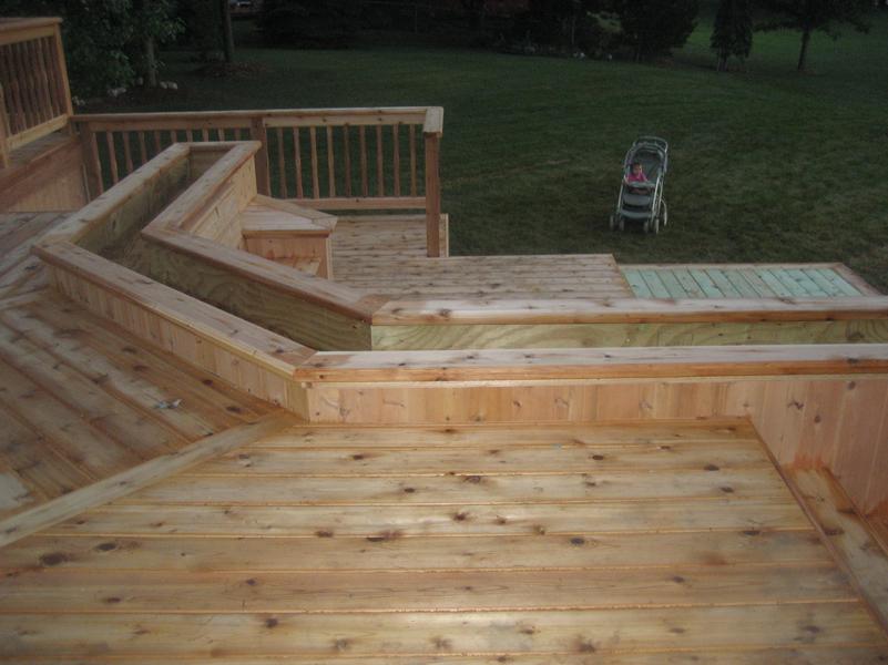 Deck Builders Troy MI