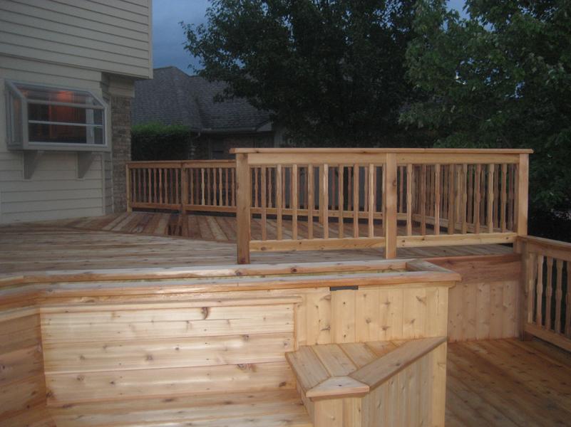 Deck Builders Washington Twp MI
